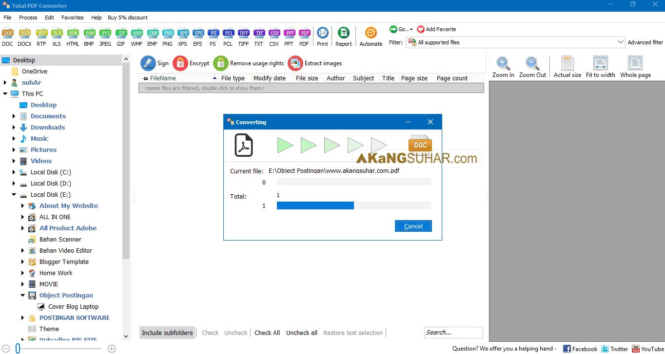 Download Coolutils Total PDF Converter 6.1.0.134 Final Full Version Terbaru