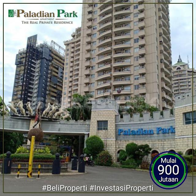 apartemen paladian park