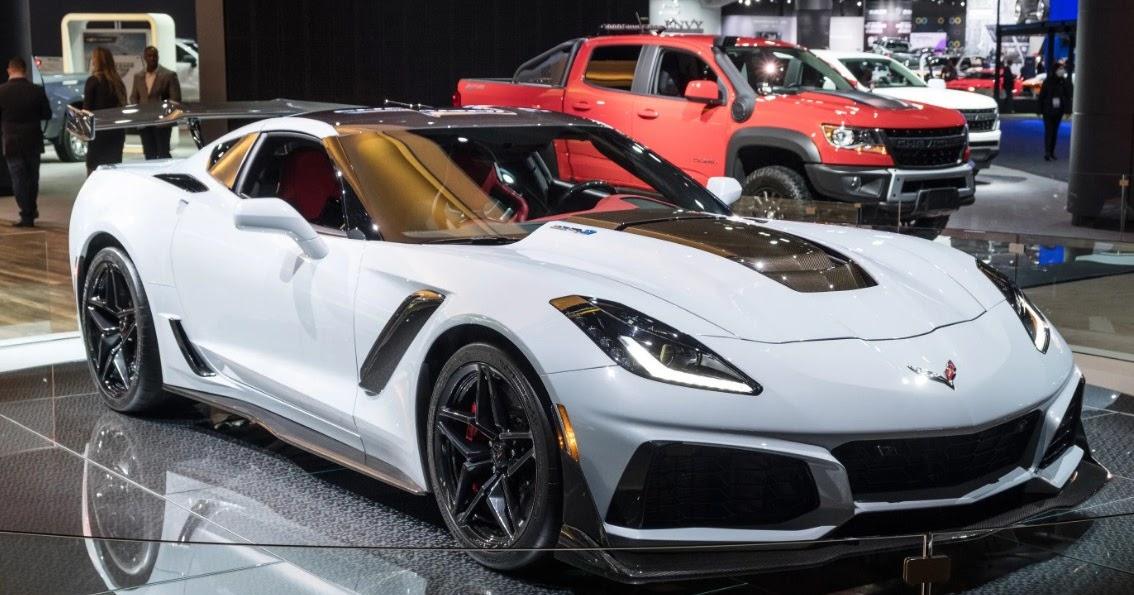 2020 chevrolet corvette zr1 horsepower
