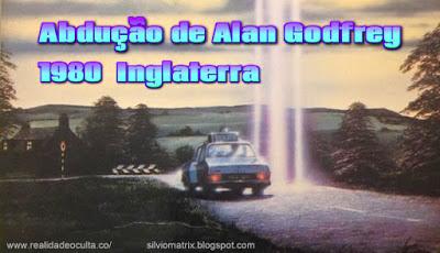 abdução Alan godfrey ufo
