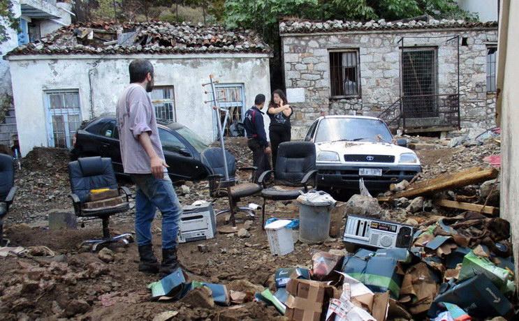 Τραπεζικός λογαριασμός για την οικονομική βοήθεια των πληγέντων της Σαμοθράκης