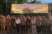 Kapolres Kep. Selayar Pimpin Gelar Pasukan Operasi Ketupat 2019