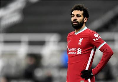 رقم استراتيجي ينتظر محمد صلاح فى مباراة ساوثهامبتون ضد ليفربول