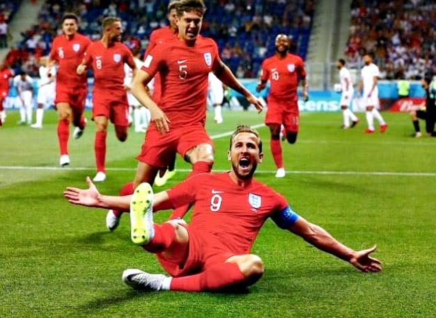Kilas Balik 15 Partai Pembuka Inggris di Piala Dunia