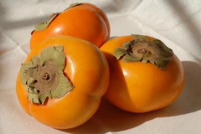 Persimmon - Persimmon fruit in Hindi