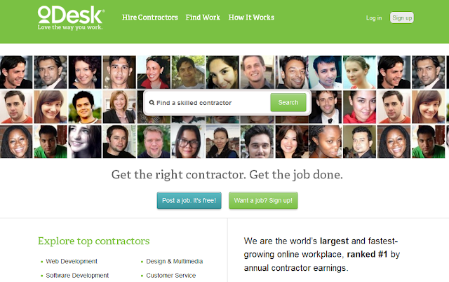 My oDesk Success Story