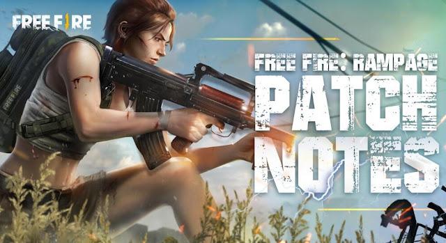 Bocoran Semua Fitur Terbaru Free Fire Untuk Patch Note Juni 2020