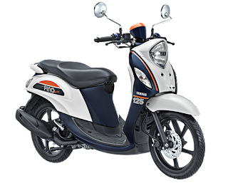 Yamaha Fino Sporty - Sugi Yamaha