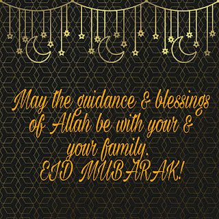 Top 5 Images of ED al fitr with Greetings