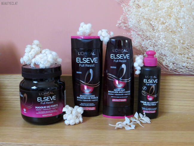 l'oreal elseve full resist avis