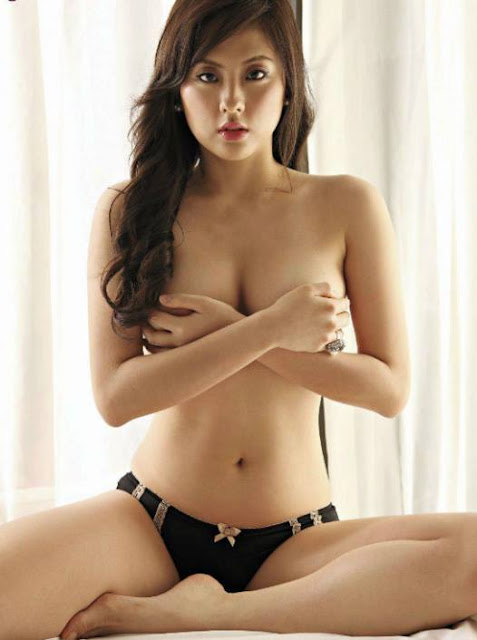 Hot girls Jinri Park sexy model mix korean and Philippines 8