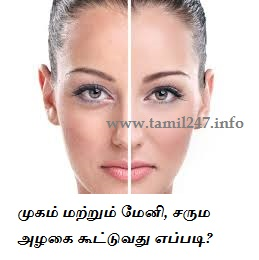 azhagu kurippugal in tamil, azhagu kurippu for face in tamil for men and women, pengal muga azhagu,