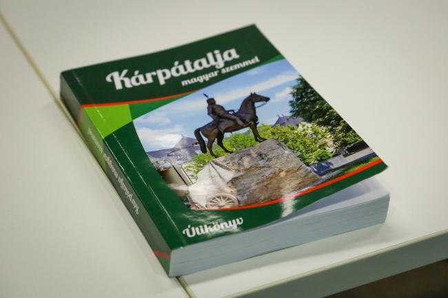 Az utazóknak készült könyv Kárpátaljáról: végre felkerült a régió a turisztikai térképre