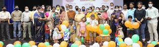 स्वस्थ शिशु ही देश का सर्वश्रेष्ठ नागरिक बनेगा: प्रो. निर्मला  | #NayaSaberaNetwork