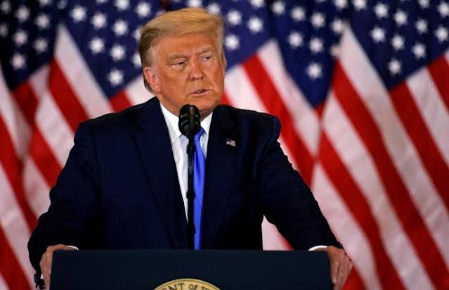 Mantan Penasihat Sebut Jika Kalah, Trump Bakal Calonkan Diri pada 2024