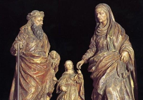 La O acometerá la restauración del grupo escultórico de la Sagrada Familia