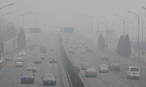 الصين والبيئة