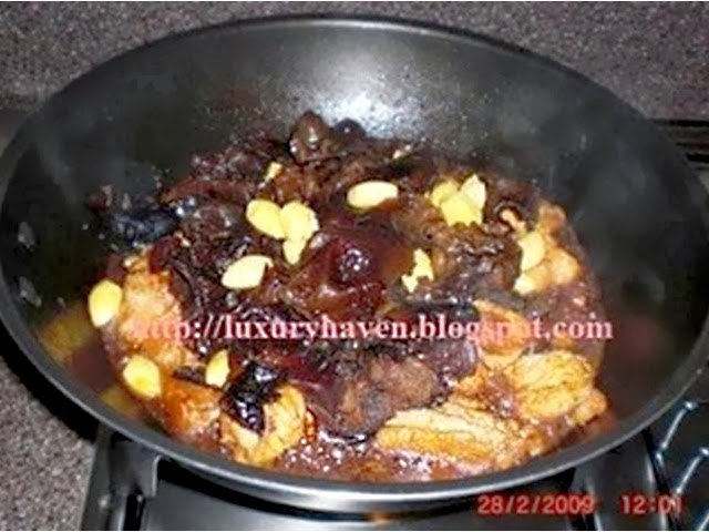delicious healthy fungus chicken recipe