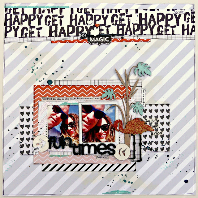 Tracee Provis Fun Times Scrapbook Layout 2CraftyChipboard 01