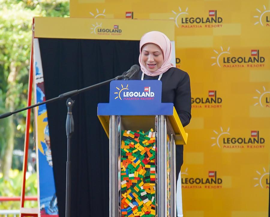 LEGOLAND® Malaysia Resort Pakej Play in LEGOLAND, Stay in Johor