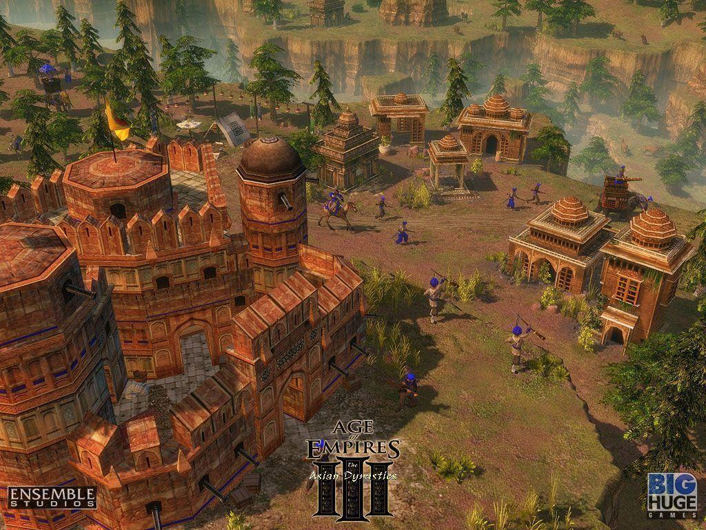 Wallpapers Age of Empires Age of Empires 3 Games Image Download