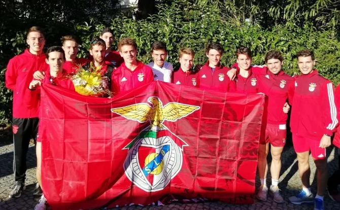 Atletismo Benfica Campeão Nacional de estrada 2020