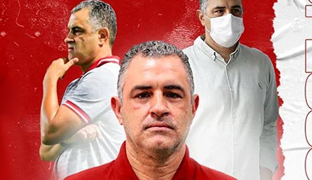 Marcelo Chamusca não é mais treinador do Náutico