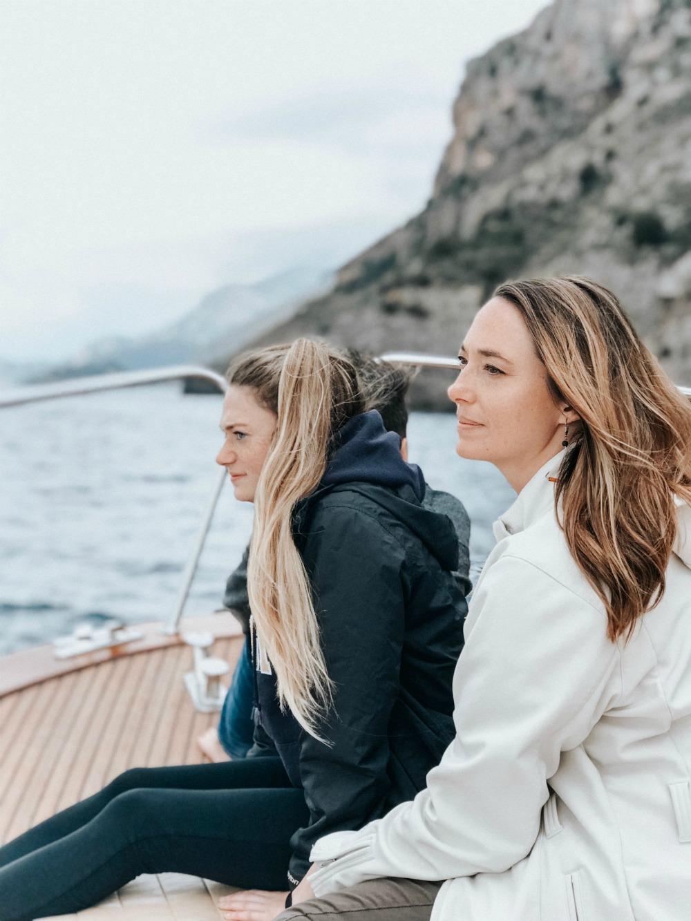 positano italy boat tour