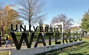 منح لدراسة درجة البكالوريوس بجامعة Waterloo بكندا 2019