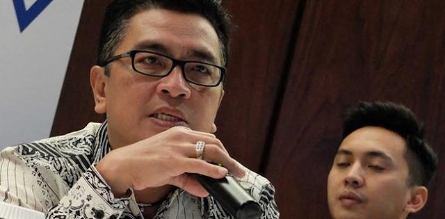 Dicopot dari Direktur Utama TVRI, Helmy Yahya Melawan