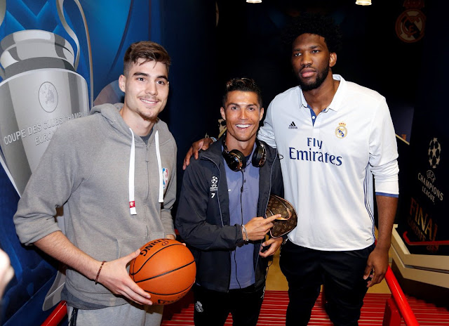 MERCATO : EMBIID POUSSE MBAPPE VERS LE REAL MADRID