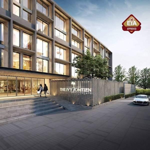 ขายคอนโด Loft Style and Luxury Duplex  หนึ่งเดียวในพัทยา เน้นลงทุน การันตีผลตอบแทนสูงถึง 26เปอร์เซ็นต์ โครงการรับซื้อคืน!