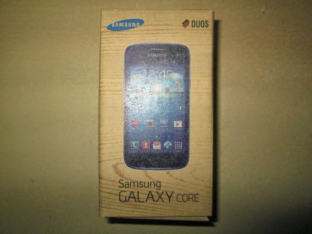 Dus Samsung Galaxy Core Bekas Layak Pake