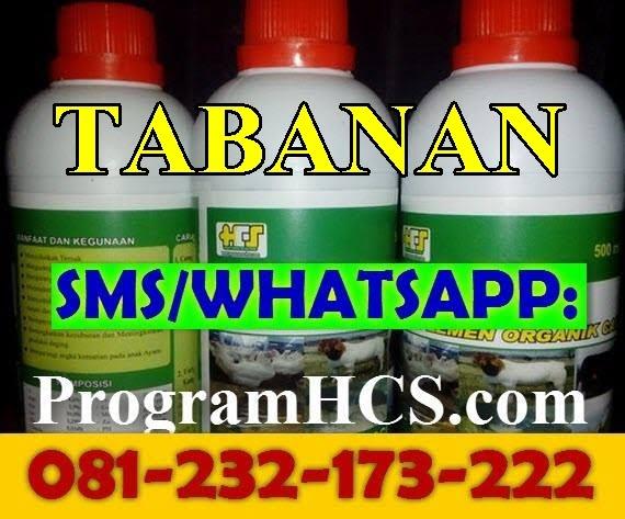 Jual SOC HCS Tabanan