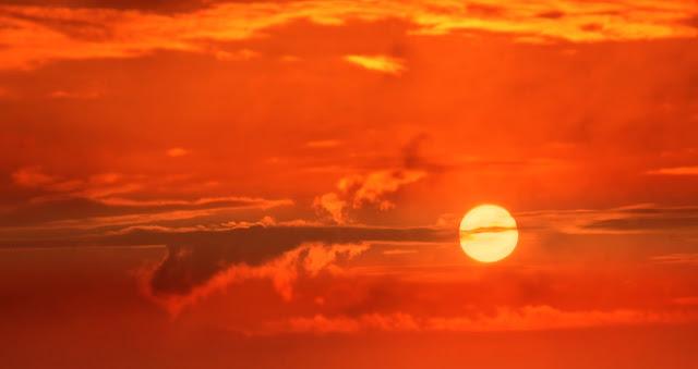 O sol visto pelos Egipcios