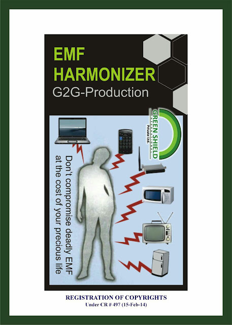 EMF Harmonizer, Radiation Protector (Mobile Chip)