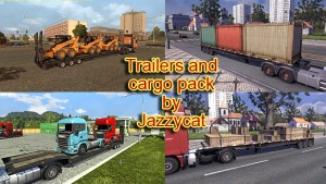 Jazzycat – Trailers and Cargo Pack 6.5