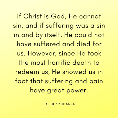 E.A. Bucchianeri Good friday quotes with images