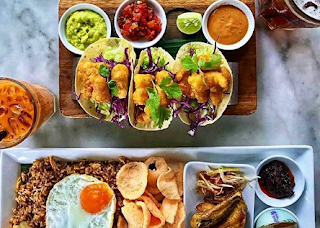 Kuat Makan Sehat Untuk Wisata Kuliner