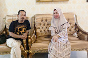 Jalin Silaturahmi dengan Kementrian Agama, Arham Licin : Kerukunan Penting Demi Kelancara Program Pemkot Bitung
