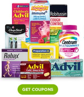 Pfizer Product coupons