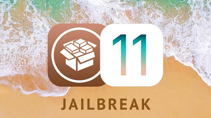 جيلبريك iOS 11