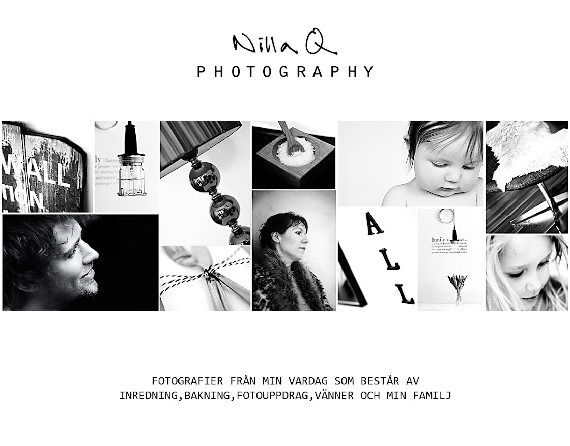 Nilla Q - PHOTOGRAPHY