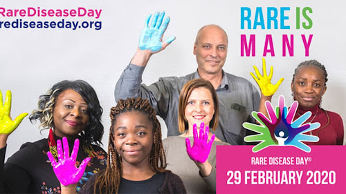 Rare Disease Day 2020 | Profile Picture Frames and Frequently Asked Questions
