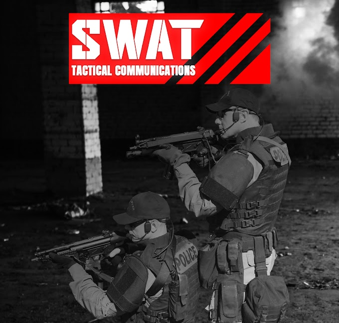 SWAT Communications : codeRed Tactical Communications for SWAT