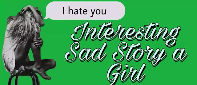 sad story English