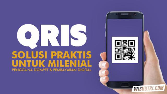 QRIS Pembayaran Digital Ala Milenial
