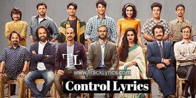 control-lyrics