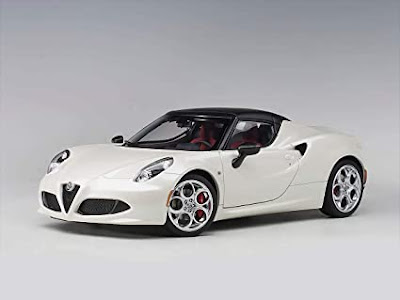 Alfa Romeo 4C Spider Base