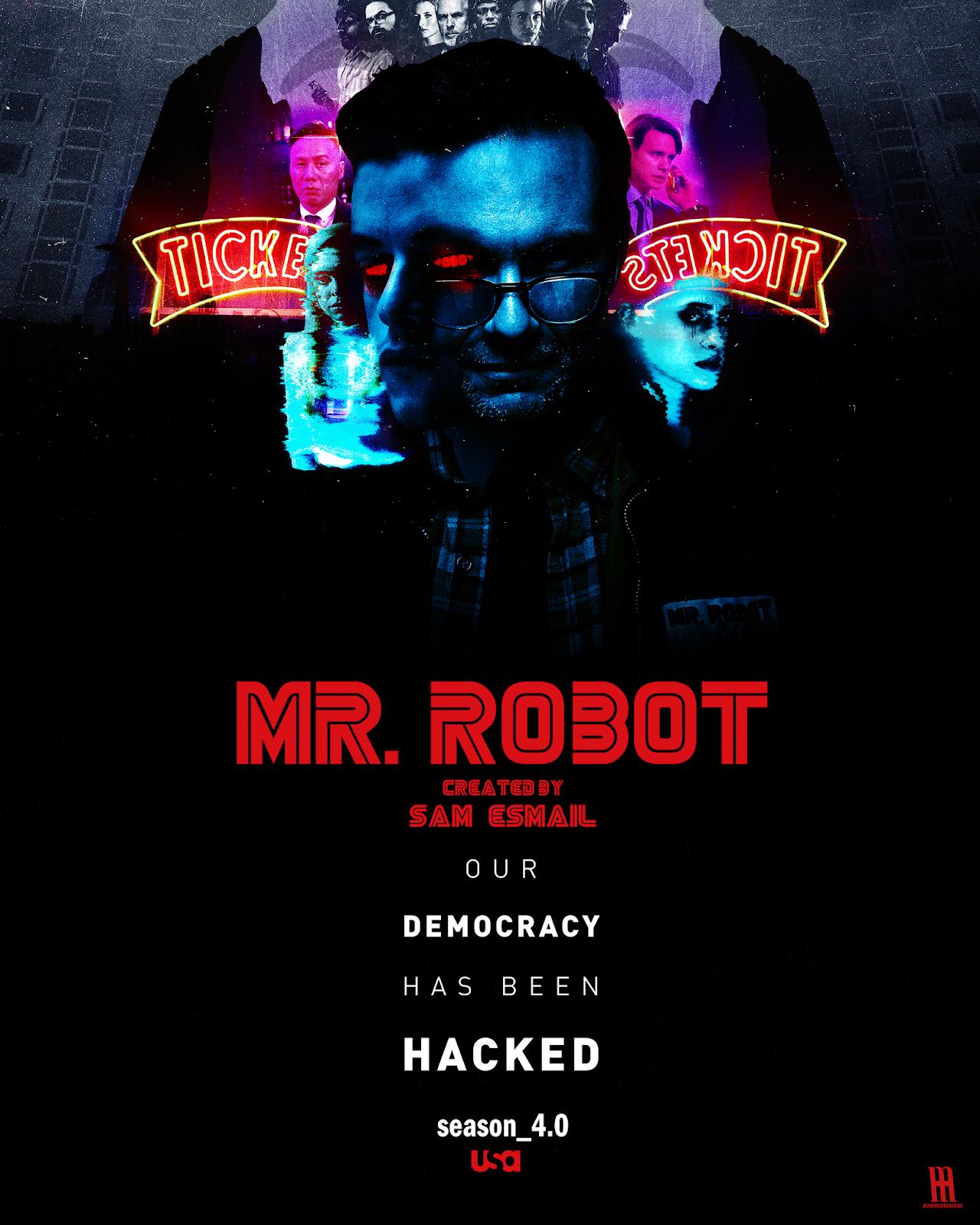 Mr Robot 4×2 Ingles Subtitulado 720p